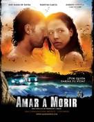 Amar a morir - Colombian Movie Poster (xs thumbnail)