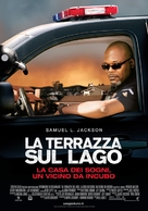 Lakeview Terrace - Italian Movie Poster (xs thumbnail)