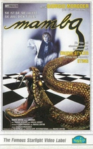 Mamba - German Movie Cover (xs thumbnail)