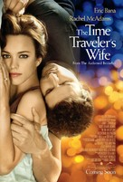 The Time Traveler's Wife - Canadian Movie Poster (xs thumbnail)