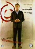 """The Mentalist"" - Argentinian Movie Poster (xs thumbnail)"