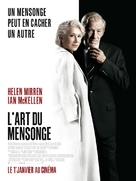 The Good Liar - French Movie Poster (xs thumbnail)