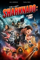 The Last Sharknado: It's About Time - Video on demand movie cover (xs thumbnail)