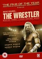 The Wrestler - Movie Cover (xs thumbnail)