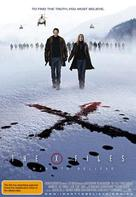 The X Files: I Want to Believe - Australian Movie Poster (xs thumbnail)