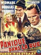 Panic in the Streets - Belgian Movie Poster (xs thumbnail)