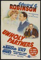 Unholy Partners - Australian Movie Poster (xs thumbnail)