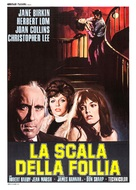 Dark Places - Italian Movie Poster (xs thumbnail)