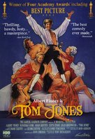 Tom Jones - Video release movie poster (xs thumbnail)