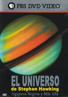 """Stephen Hawking's Universe"" - Spanish Movie Cover (xs thumbnail)"