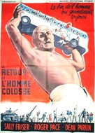 War of the Colossal Beast - French Movie Poster (xs thumbnail)