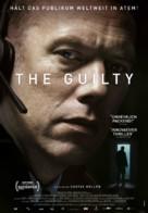 Den skyldige - German Movie Poster (xs thumbnail)