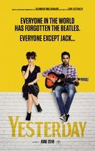 Yesterday - Movie Poster (xs thumbnail)