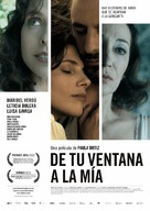 De tu ventana a la mía - Spanish Movie Poster (xs thumbnail)