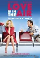 Amour et turbulences - Italian Movie Poster (xs thumbnail)