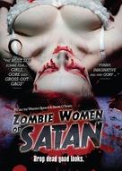 Zombie Women of Satan - Movie Poster (xs thumbnail)
