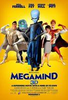 Megamind - Movie Poster (xs thumbnail)