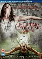 The Last Exorcism Part II - Uruguayan Movie Cover (xs thumbnail)