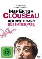 The Pink Panther Strikes Again - German Movie Cover (xs thumbnail)