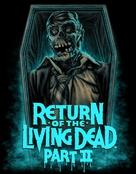 Return of the Living Dead Part II - poster (xs thumbnail)