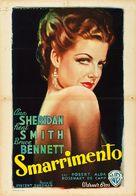 Nora Prentiss - Italian Movie Poster (xs thumbnail)
