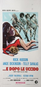 Pretty Maids All in a Row - Italian Movie Poster (xs thumbnail)