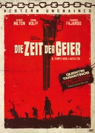 Il tempo degli avvoltoi - German DVD cover (xs thumbnail)