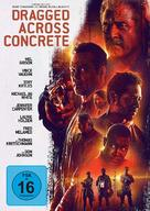 Dragged Across Concrete - German DVD movie cover (xs thumbnail)
