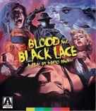 Sei donne per l'assassino - Blu-Ray movie cover (xs thumbnail)