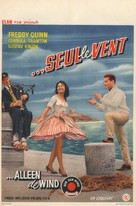Nur der Wind - Belgian Movie Poster (xs thumbnail)