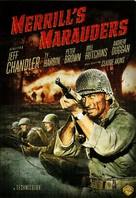 Merrill's Marauders - Movie Cover (xs thumbnail)