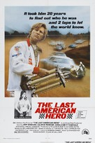 The Last American Hero - Movie Poster (xs thumbnail)