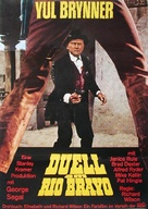 Invitation to a Gunfighter - German Movie Poster (xs thumbnail)