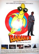 Bananen - Skræl den før din nabo - Danish Movie Poster (xs thumbnail)