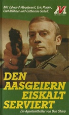 Callan - German VHS cover (xs thumbnail)