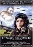 Tmavomodrý svet - Spanish Movie Poster (xs thumbnail)