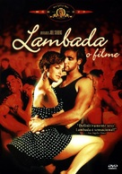 Lambada - Brazilian DVD cover (xs thumbnail)
