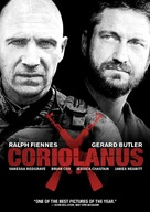 Coriolanus - DVD movie cover (xs thumbnail)
