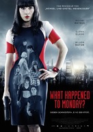 What Happened to Monday - German Movie Poster (xs thumbnail)