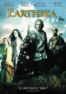 """""""Legend of Earthsea"""" - DVD movie cover (xs thumbnail)"""