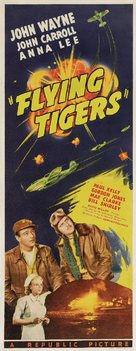 Flying Tigers - Movie Poster (xs thumbnail)