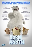 Norm of the North - Movie Poster (xs thumbnail)