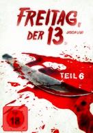 Jason Lives: Friday the 13th Part VI - German Movie Cover (xs thumbnail)
