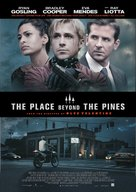 The Place Beyond the Pines - Dutch Movie Poster (xs thumbnail)