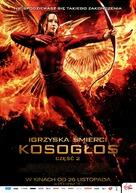 The Hunger Games: Mockingjay - Part 2 - Polish Movie Poster (xs thumbnail)