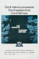 Hell in the Pacific - Movie Poster (xs thumbnail)