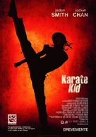 The Karate Kid - Portuguese Movie Poster (xs thumbnail)