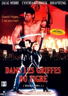 Tiger Claws - French Movie Cover (xs thumbnail)