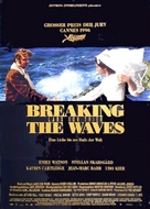 Breaking the Waves - German Movie Poster (xs thumbnail)