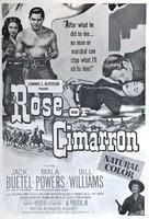 Rose of Cimarron - Movie Poster (xs thumbnail)